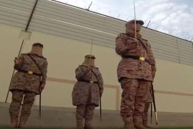 İLK DEFA... Son dakika: Suudi Arabistan'da kadın askerler göreve başladı 13