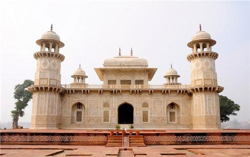 Image result for noor jahan father tomb
