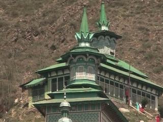 Zainuddin Shrine in Anantnag