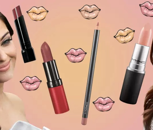 The  Best Nude Lipsticks In India For Each And Every Skin Tone