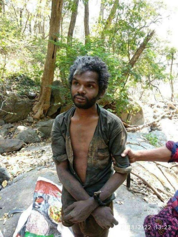 Madhu Kerala Tribal Youth