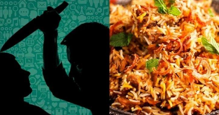 Friends Fight For Biryani-One Dies In Hyderabad