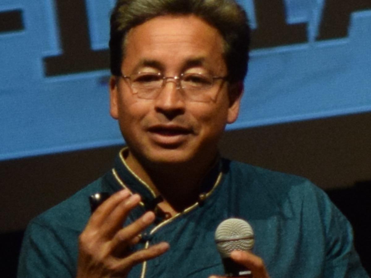 sonam wangchuk aka Phunsukh Wangdu