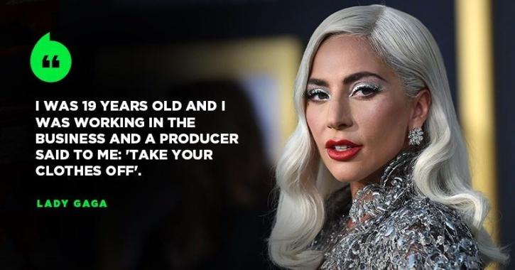 Lady Gaga Was Raped At 19 Sonu Sood Reacts To Free Education Initiative More From Ent