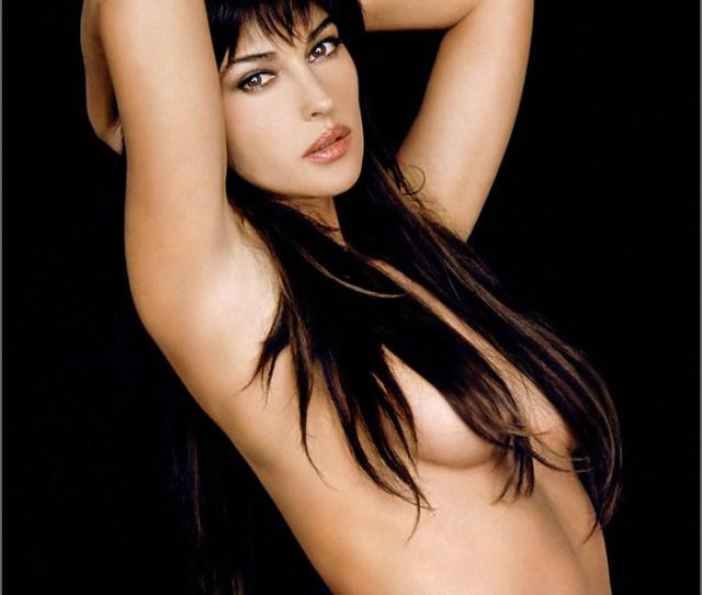 11 31 Monica Belluccis Hottest Picturesmonica Belluics Raw Sexuality Is
