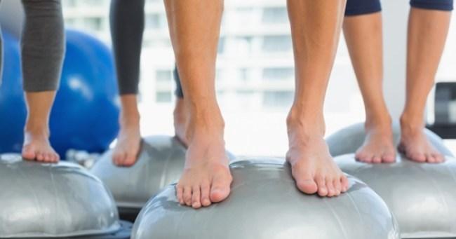 Resultado de imagen de Barefoot Training