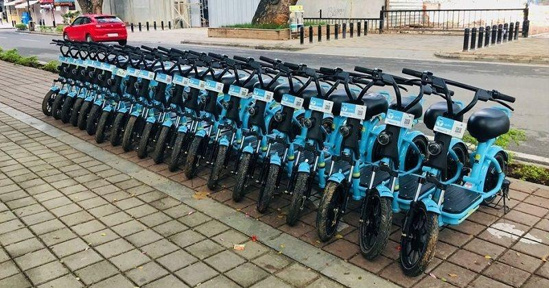 Image result for e bikes delhi metro