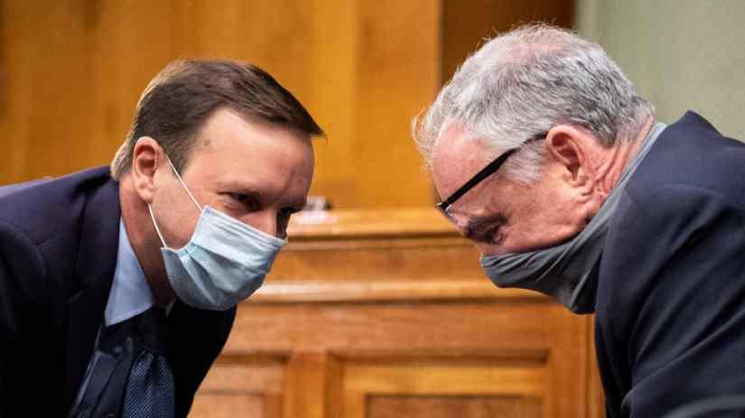 Senators Chris Murphy and Tim Kane