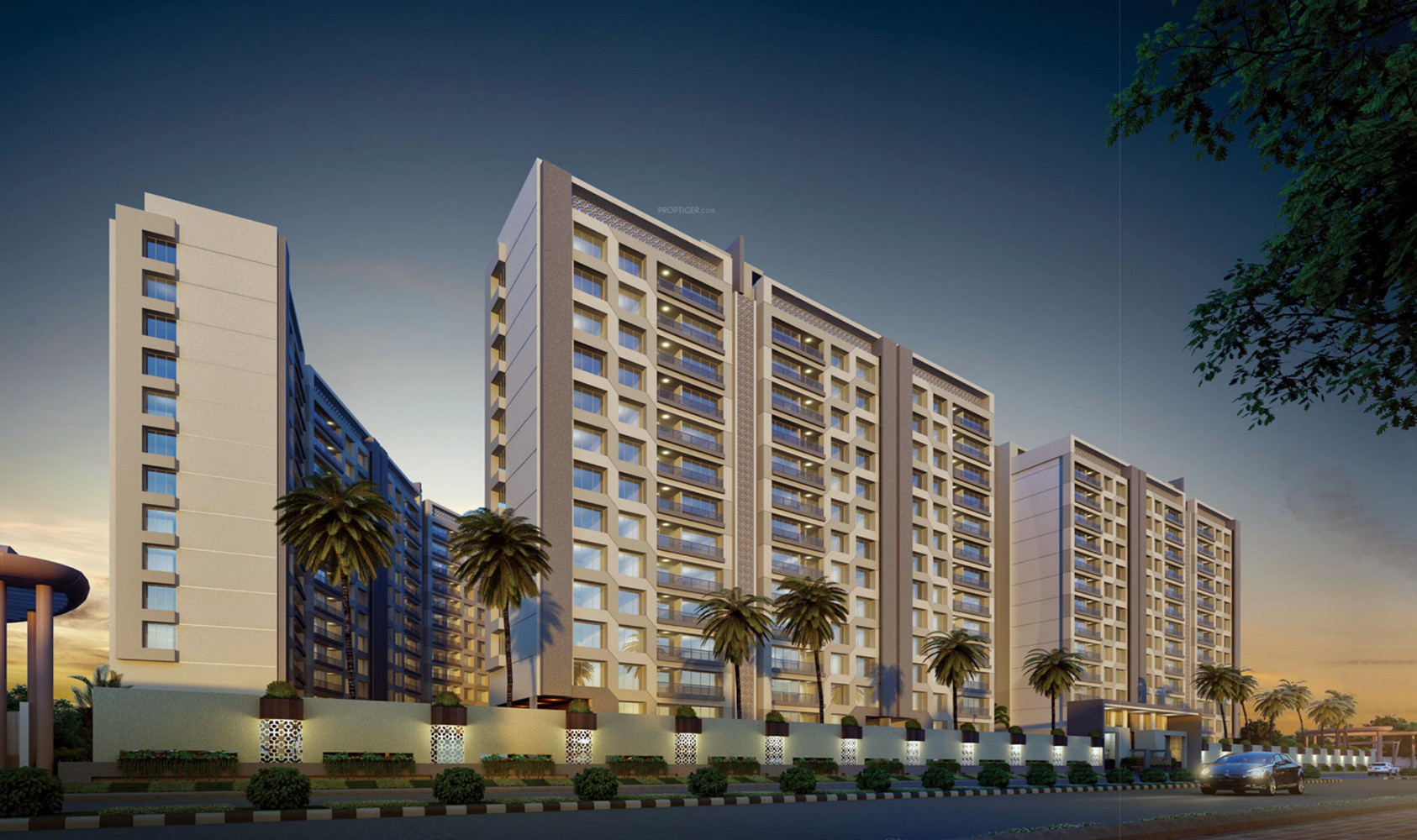 Green Green City Gold In Pal Gam Surat Price Location
