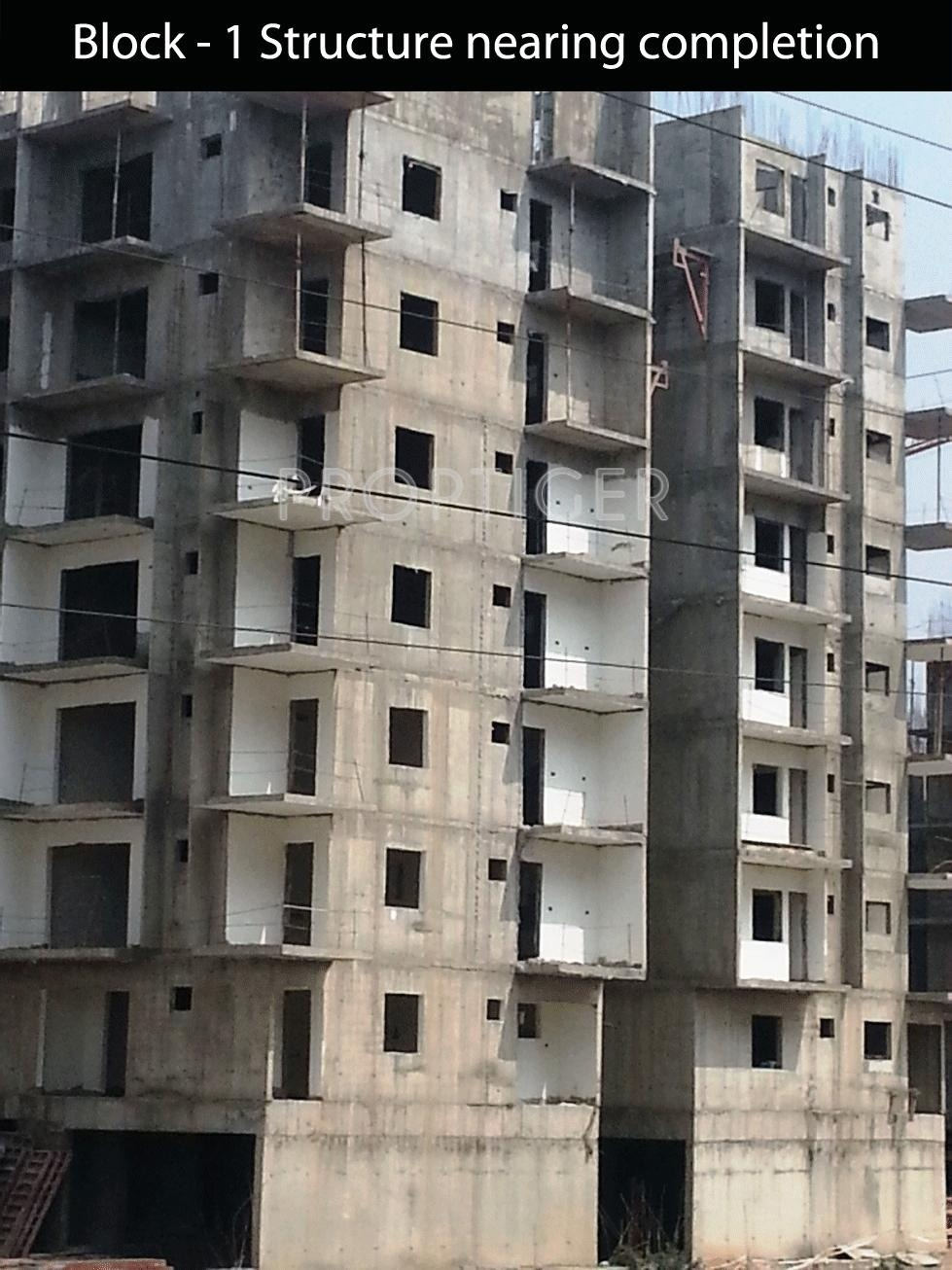 1385 Sq Ft 3 BHK 3T Apartment For Sale In Janapriya