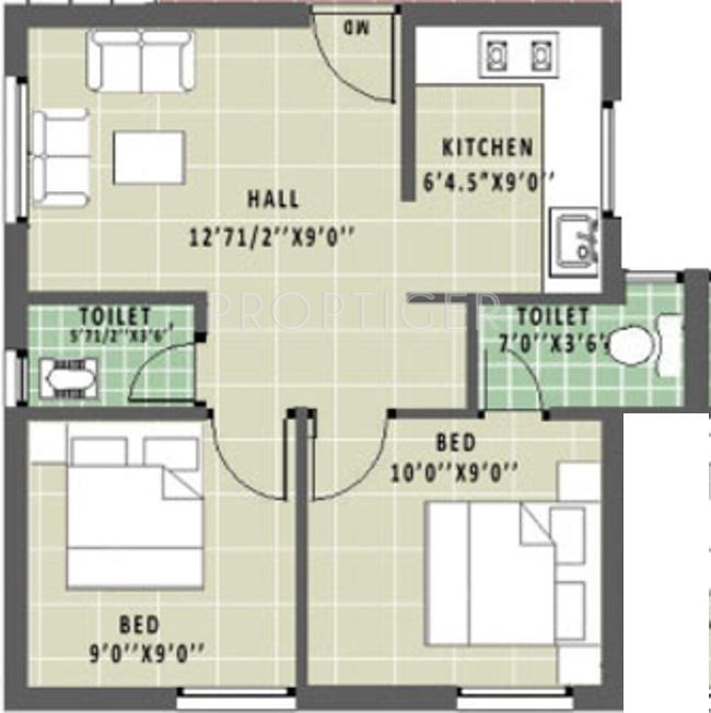 Awesome 700 Sq Ft Indian House Plans Photos - 3D house designs ...