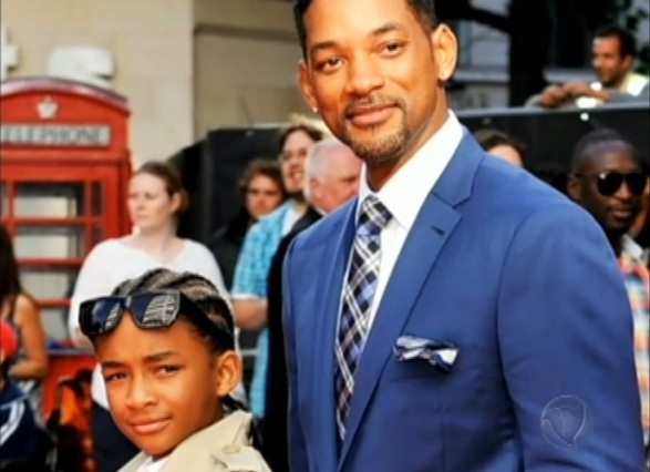 Domingo Espetacular mostra os bastidores da vida de Will Smith