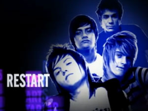 Banda Restart participa do Ídolos