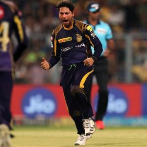 Ipl Photos Kuldeep Shines In Kkr S Easy Win Over Royals Rediff Cricket