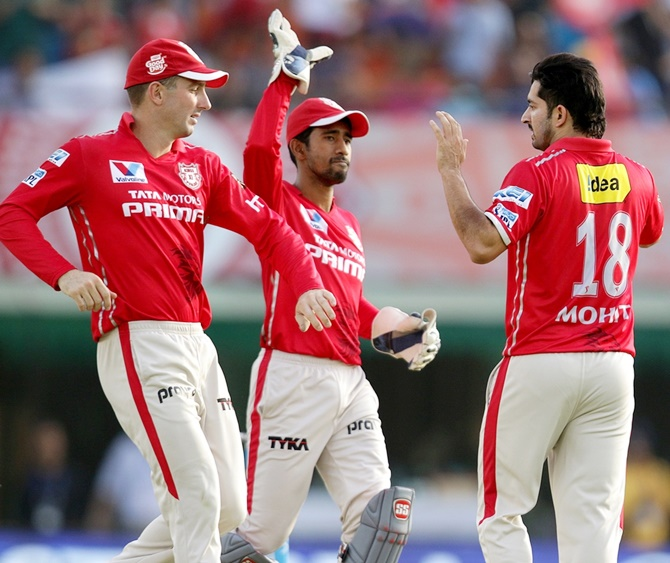 IPL updates: Kings XI Punjab beat KKR by 14 runs