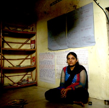 After she failed, Aarti worked hard for three years saving up so she could start over again