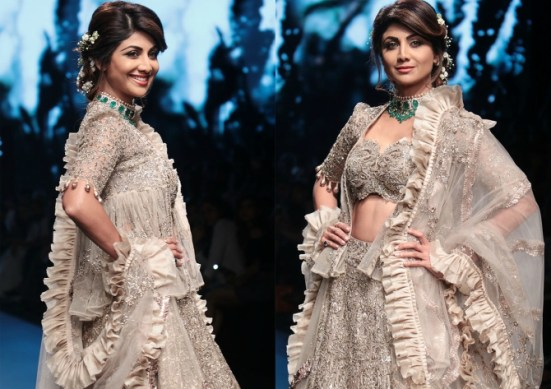 LFW 2018 - Shilpa Shetty