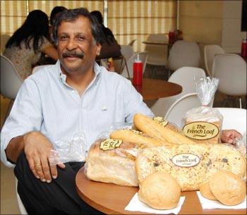 Hot Breads Mahadevan
