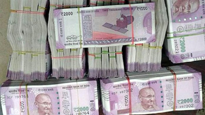 Image result for 500 and 2000 new notes