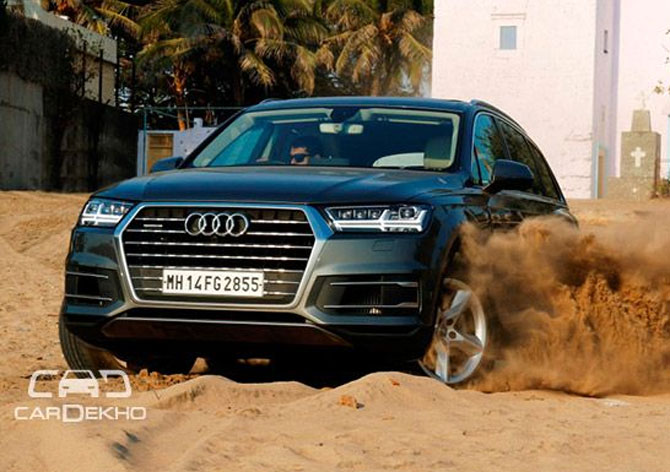 Why Audi Q7 Is Better Than Mercedes Benz Gls And Bmw X5