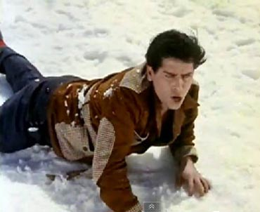 Image result for shammi kapoor snow