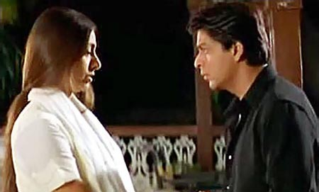 Image result for shahrukh khan tabu