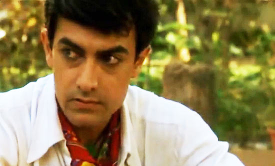 Aamir Khan as Dil Nawaz