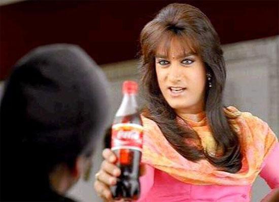 Image result for aamir in drag