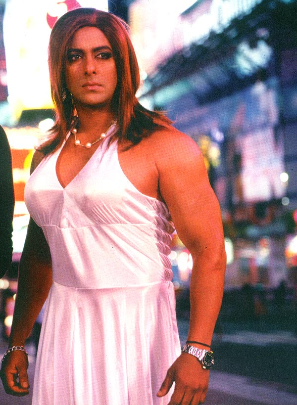 Image result for salman khan in drag
