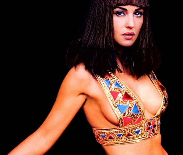 Again Not A Great Film By Any Means But Belluccis Cleopatra Was A Marked Improvement Even On The Iconic Historical Figure Gloriously Looking Well Worth