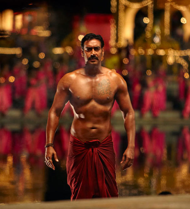 Image result for ajay devgan dhoti