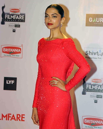 Image result for deepika filmfare