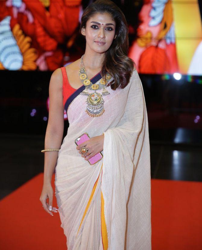 SIIMA 2016 Nayanthara Vikram Win Top Awards