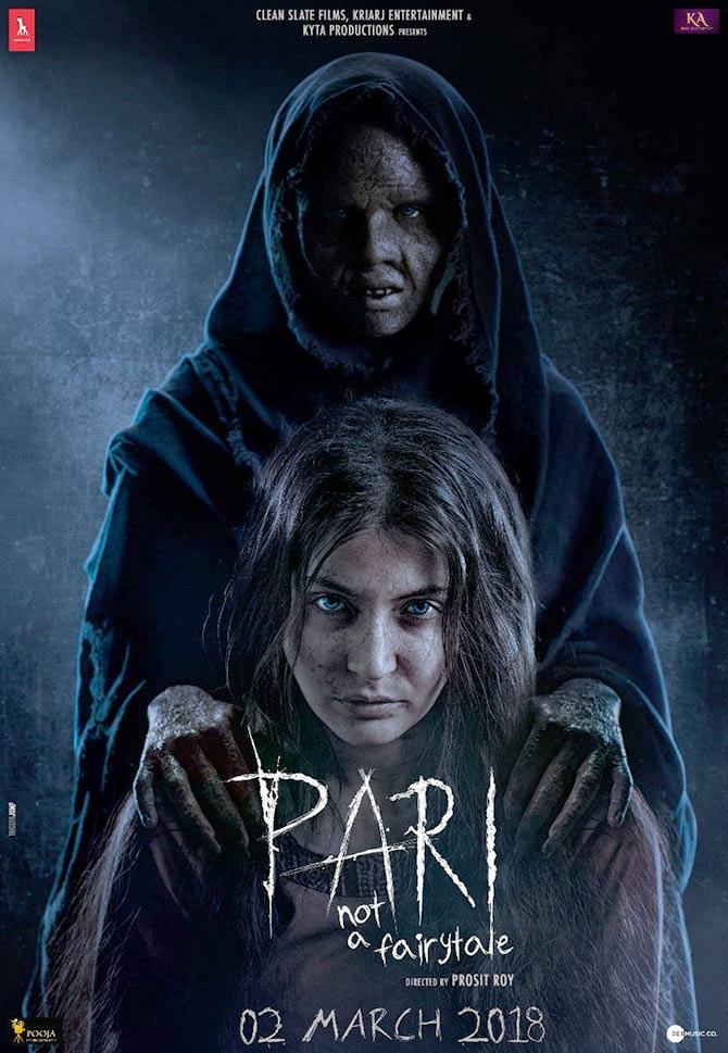 Image result for pari movie poster