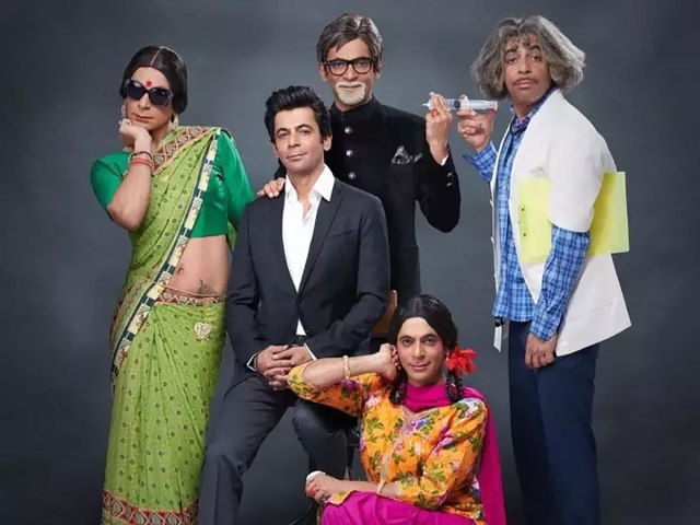 Dr Gulati, Gutthi or Sonu... Who does Sunil Grover love more? - Rediff.com  movies