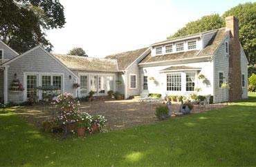 Warren Anderson's home in the Hamptons