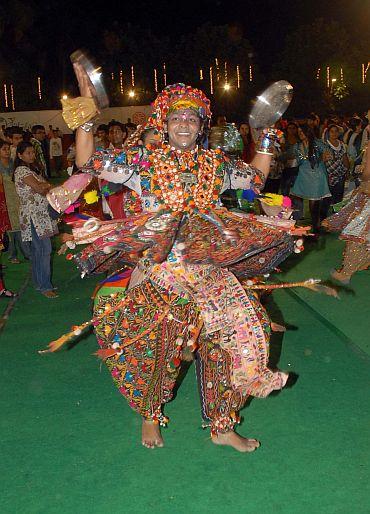 Navratri PHOTOS: Garba nights in Mumbai