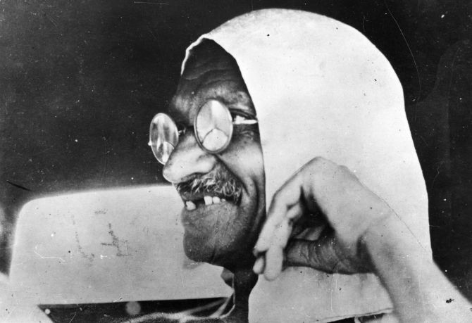Mahatma Gandhi, who neither received the Bharat Ratna nor the Nobel Peace Prize.
