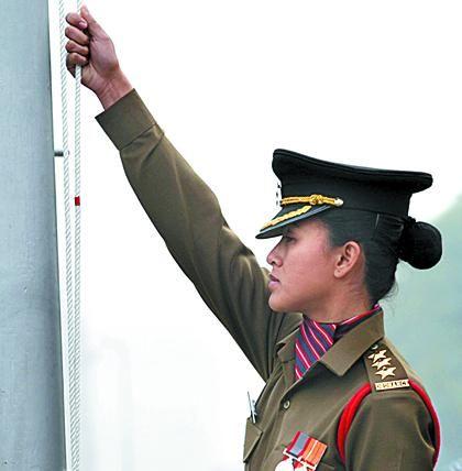 Lt Haobam Bella Devi