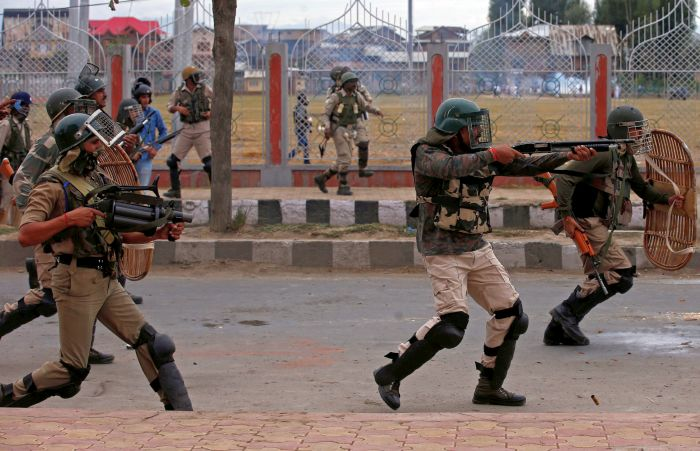 Image result for Indian Army's Firing on Shopian Villagers Denounced
