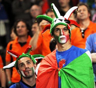 عکسهای تماشاگران جام ملتهای اروپا