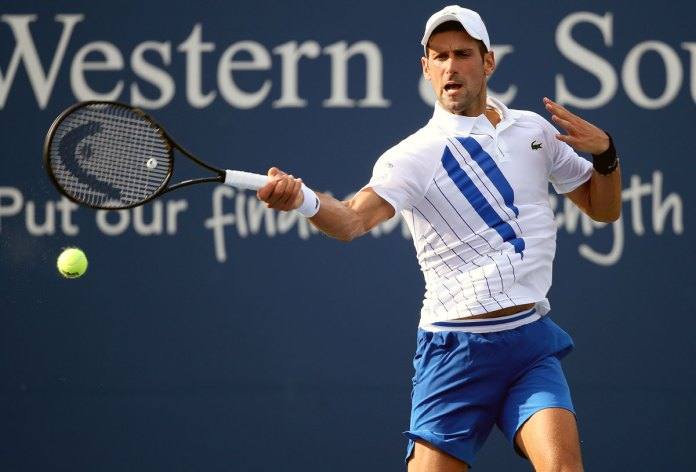Serbia's Novak Djokovic had formed a breakaway players' body called the Professional Tennis Players' Association (PTPA) but repeated the assertions he made several times this year that the PTPA wanted to co-exist with the sport's governing bodies but the ball was now in their court.