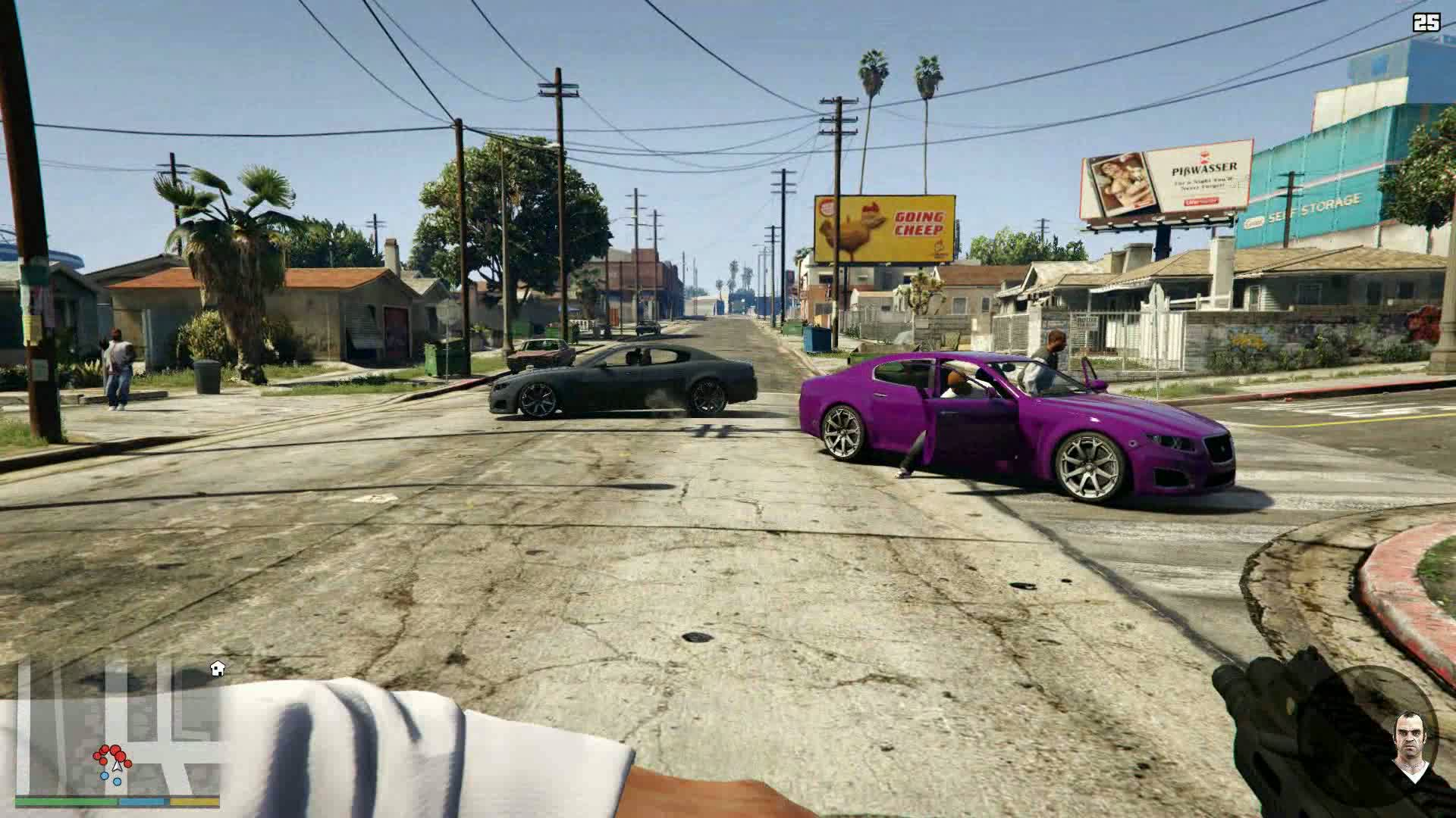 Grand Theft Auto V Z Pohledu Prvn Osoby Gamescz