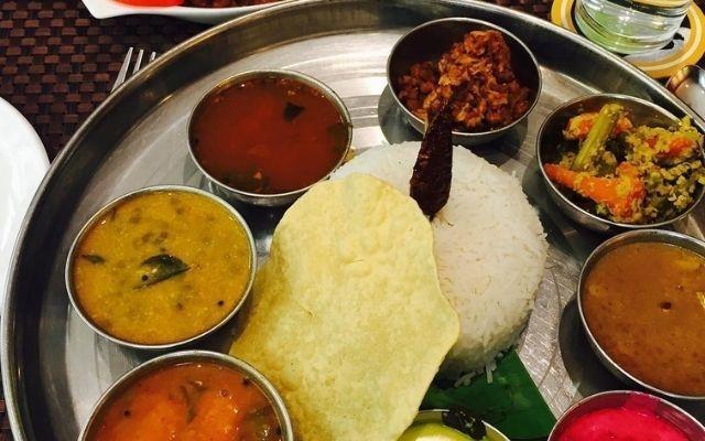 best thali delhi whats hot delhi