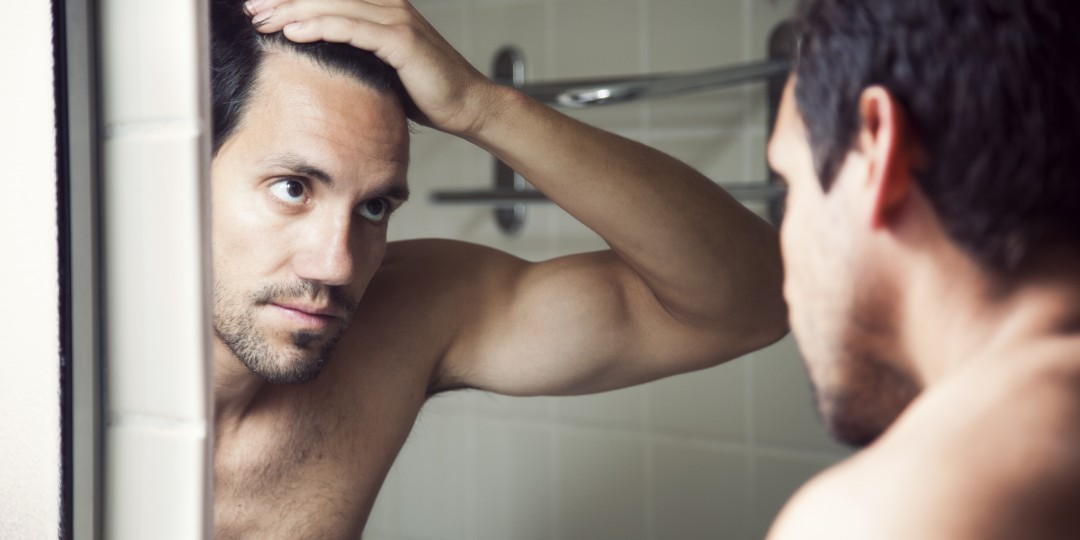 Appearance: Guys Share Why They're Self-Conscious About Their Hair