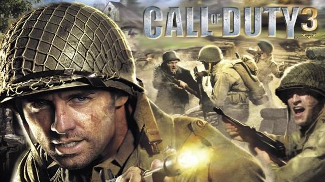 Resultado de imagem para Call of Duty 3