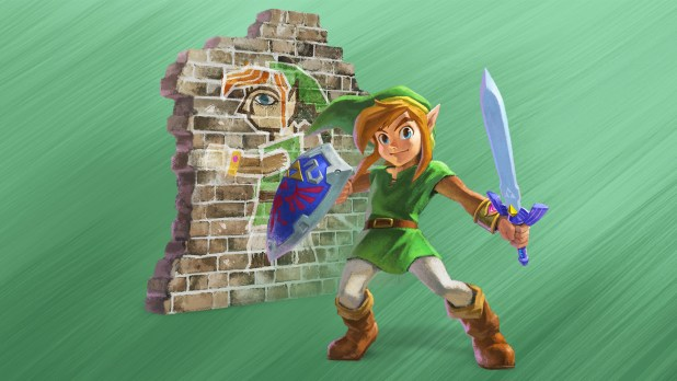 LINK NOS 30 ANOS DE THE LEGEND OF ZELDA | Gameflix