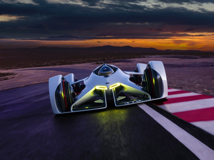 Chevrolet Chapparal 2X Vision GT
