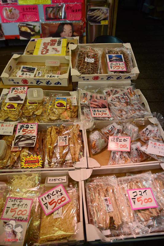 小樽美味|JR小樽站旁,三角市場內的滝波食堂,超值海鮮丼飯任你拚
