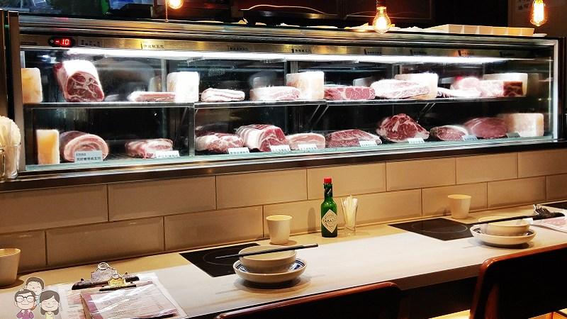 肉大人Mr. meat肉舖火鍋 17種高級肉品任君選擇,是肉舖還是火鍋店?  @一哥一嫂趣旅尋